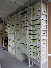 Festool Van Racking System for T-loc Systainer Sys 1-5