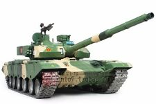 2.4Ghz 1/16 Chinese ZTZ 99A MBT RC Airsoft Battle Super Metal w/Smoke & Sound