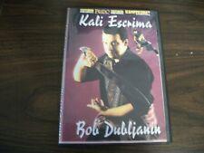 Kali Escrima-Bob Dubljanin Dvd
