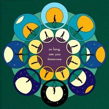 So Long See You Tomorrow - Bombay Bicycle Club (CD Used Very Good)