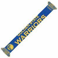 NBA Golden State Warriors WorldMark Knit Licensed Scarf