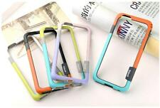 Silicone TPU Frame Bumper Case Cover For Apple Iphone 6/6s/ 4.7/ 6 Plus 5.5