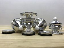 4 x KM SOUNDS isolating feet SPIKES CERAMIC BALL END KM-SCB-30 for turntables