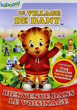 NEW   DVD // KABOOM ! // LE VILLAGE DE DANY - BIENVENUE DANS LE VOISINAGE