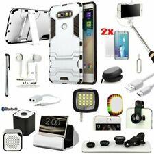 All x Case Bluetooth Mini Speaker Monopod Fish Eye Accessory Bundle For LG V20