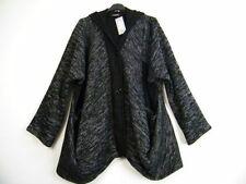 Autumn Coats & Jackets Button Hood for Women