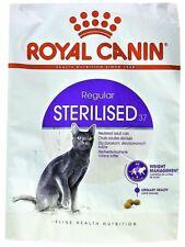Royal Canin Sterilised 37 Katzenfutter für kastrierte Katzen 4 kg