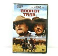 Broken Trail DVD 2-Disc Set Robert Duvall Thomas Haden Church New Sealed