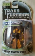 DOTM Dark of the Moon Transformers Stealth Bumblebee New Moc Legend Legion
