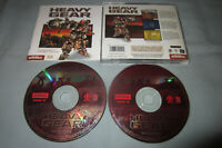 Heavy Gear 1 - PC Computer CD Activision Video Game 2-Disc Set COMPLETE in Case!
