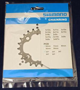 Shimano SLX/Deore FC-M672/M622/M612 Chainring 40T 30T 22T