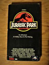 Jurassic Park (VHS, 1994)
