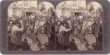 Lazzaroni Napoli Napoli Italia Italia Foto Stereo Vintage Citrato