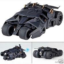 DC Comics BATMAN The Dark Knight BATMOBILE Tumbler CAR Vehecle Toys With Figure