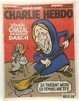 Charlie Hebdo - N*1208 du 16 septembre  2015