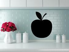 40x50 cm (137,25 € / qm) Tafelfolie Apfel für echte Kreide