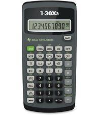 ti-30xa Texas Instruments TI-30Xa Calculator Scientific Brand New Unopened