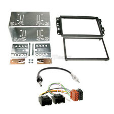 CHEVROLET EPICA 06-11 2-DIN radio de voiture Set d'installation Câble adaptateur