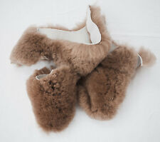 1 lb Brown Sheepskin Craft pieces sewing, Costume, Crafting Scraps DIY Ren Faire