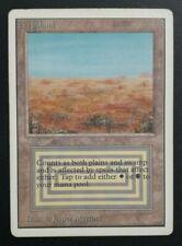 Scrubland / Steppa UNLIMITED - Rare Card - MTG Magic The Gathering #1