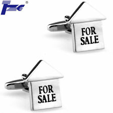 Men FOR SALE Career Design Shirt Cufflinks With Velvet Bag TZG Brand Cuff Links