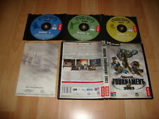 UNREAL TOURNAMENT 2003 DE DIGITAL EXTREMES PARA PC CON 3 DISCOS USADO COMPLETO