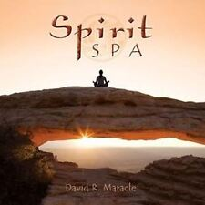Spirit Spa by David R. Maracle Audio CD - Relax Rejuvintate Soothing