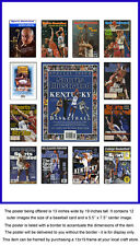 Kentucky Wildcats Sports Illustrated Cover Collection Poster