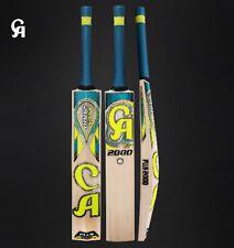 CA Plus 2000-English Willow Cricket Bat--Hard Ball-SH- 2lb. 8oz.