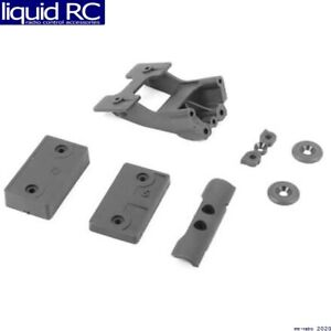Tekno RC 6546B Wing Mount and Bumper one-piece mount EB410.2