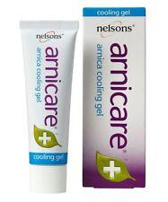 Nelsons Arnica Refroidissement Gel avec Pamplemousse Huile & Menthol Herbes