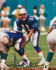 Drew Bledsoe Autographed Signed 8x10 Photo ( Patriots ) REPRINT