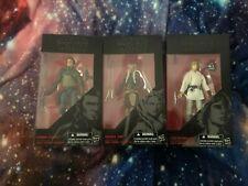Star Wars Black Series (TFA - Red): Wave 6 (MISB)