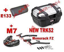 Koffer Kofferraum TRK52N+Rahmen 1111FZ+M7 Honda Nc 700 S NC 750 S E133S