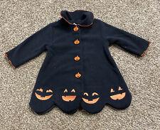 Infant Girls Bonnie Jean Fleece Halloween Jacket 12 Months