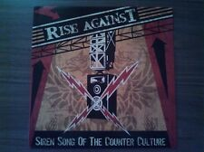"""Rise Against, Siren Song of the Counter Culture, 12"""" LP"""