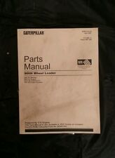 Caterpillar 966H Parts Manual SEBP3743 Volume II only A6D RSX DKG TKF C11
