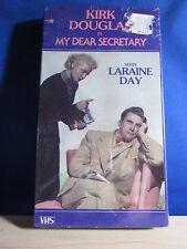 My Dear Secretary VHS