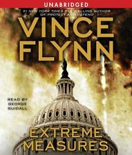 Extreme Measures by Vince Flynn (2008, CD, Unabridged) NEW
