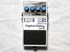 Used Boss DD-8 Digital Delay Guitar Effects Pedal