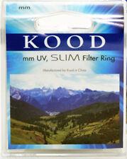 Filtres filetés Kood pour appareil photo et caméscope UV