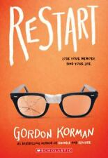 Restart by Gordon Korman (2018, Trade Paperback)