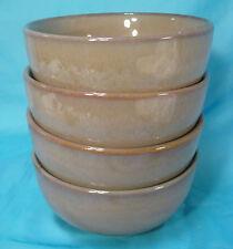 Hometrends Set of 4 Soup / Cereal Bowls - EUC