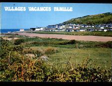 COLLEVILLE (14) VILLAS au VILLAGE DE VACANCES VVF en 1986