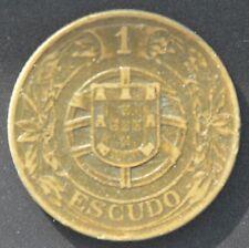 PORTUGAL 1 escudo 192