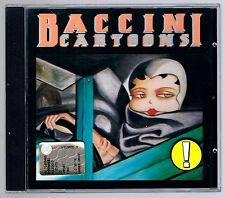 FRANCESCO BACCINI CARTOONS CD F.C. COME NUOVO!!!