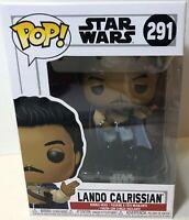 Funko Pop Star Wars Return of the Jedi: Lando Calrissian #291