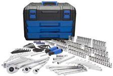 Kobalt 227-Piece Standard (SAE) and Metric Mechanics Tool Set w/ Hard Case New