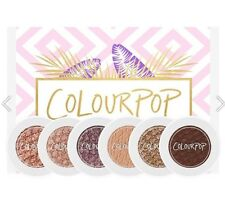 Colourpop Mile High Set - Best Of Super Shock Shadow Collection - MELB STOCK