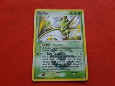 SCYTHER INSECATEUR 29/112 PV60 HP SECRETE HOLO CARTE POKEMON RARE VO EN